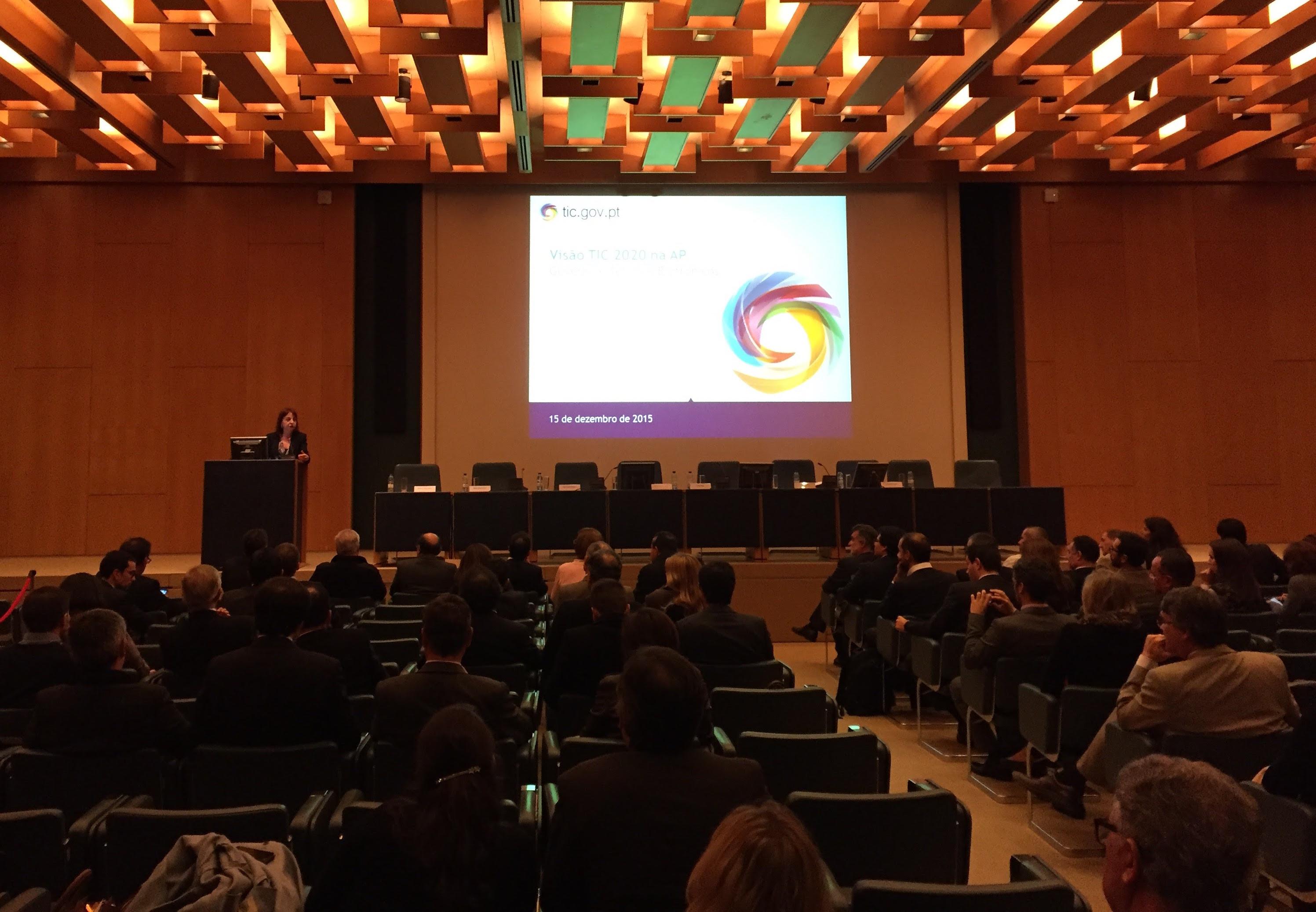 Governo e Serviços Eletrónicos foram o tema da 3ª Workshop Visão TIC 2020 na AP
